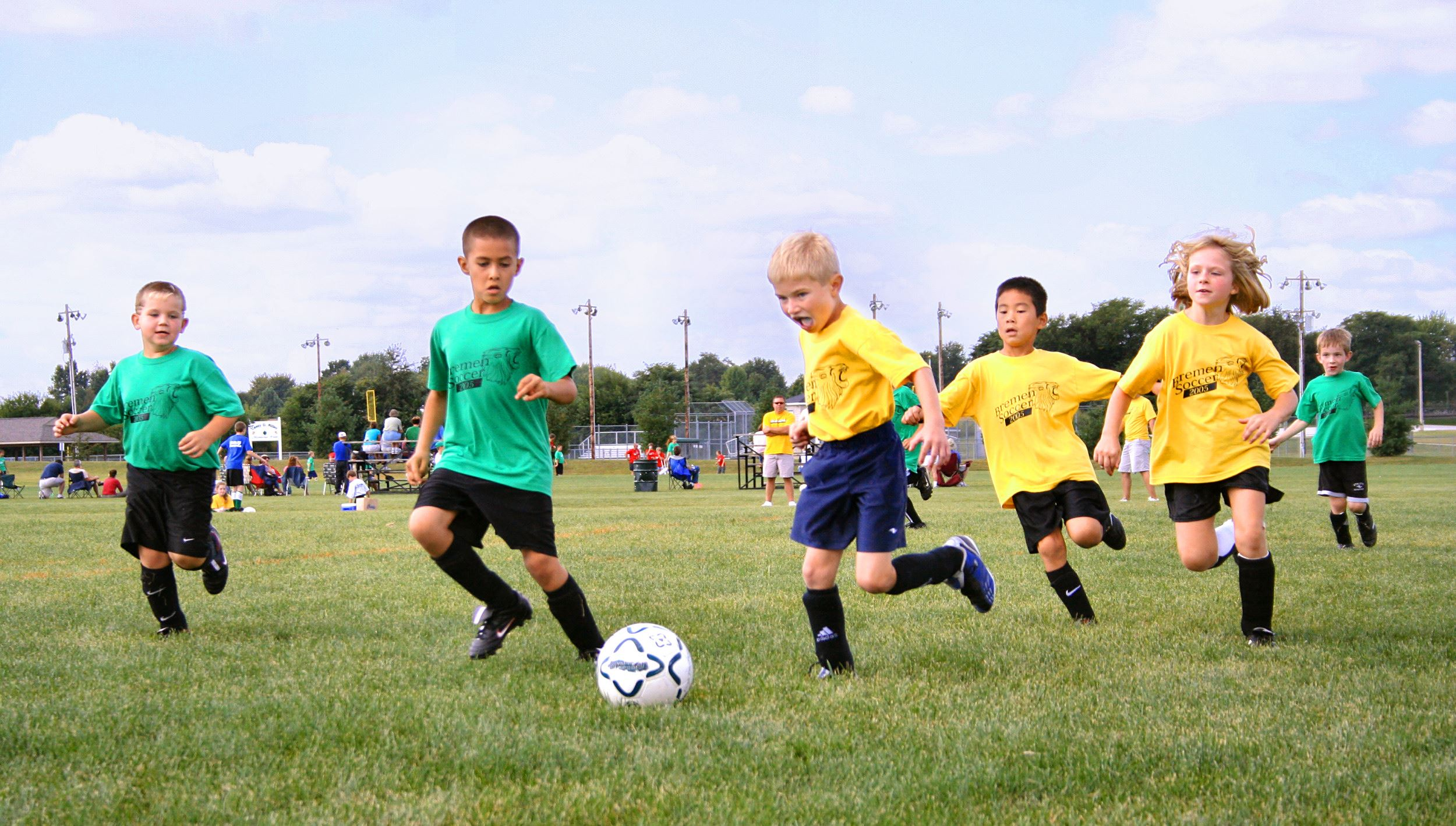 Challenger Sports Soccer Program