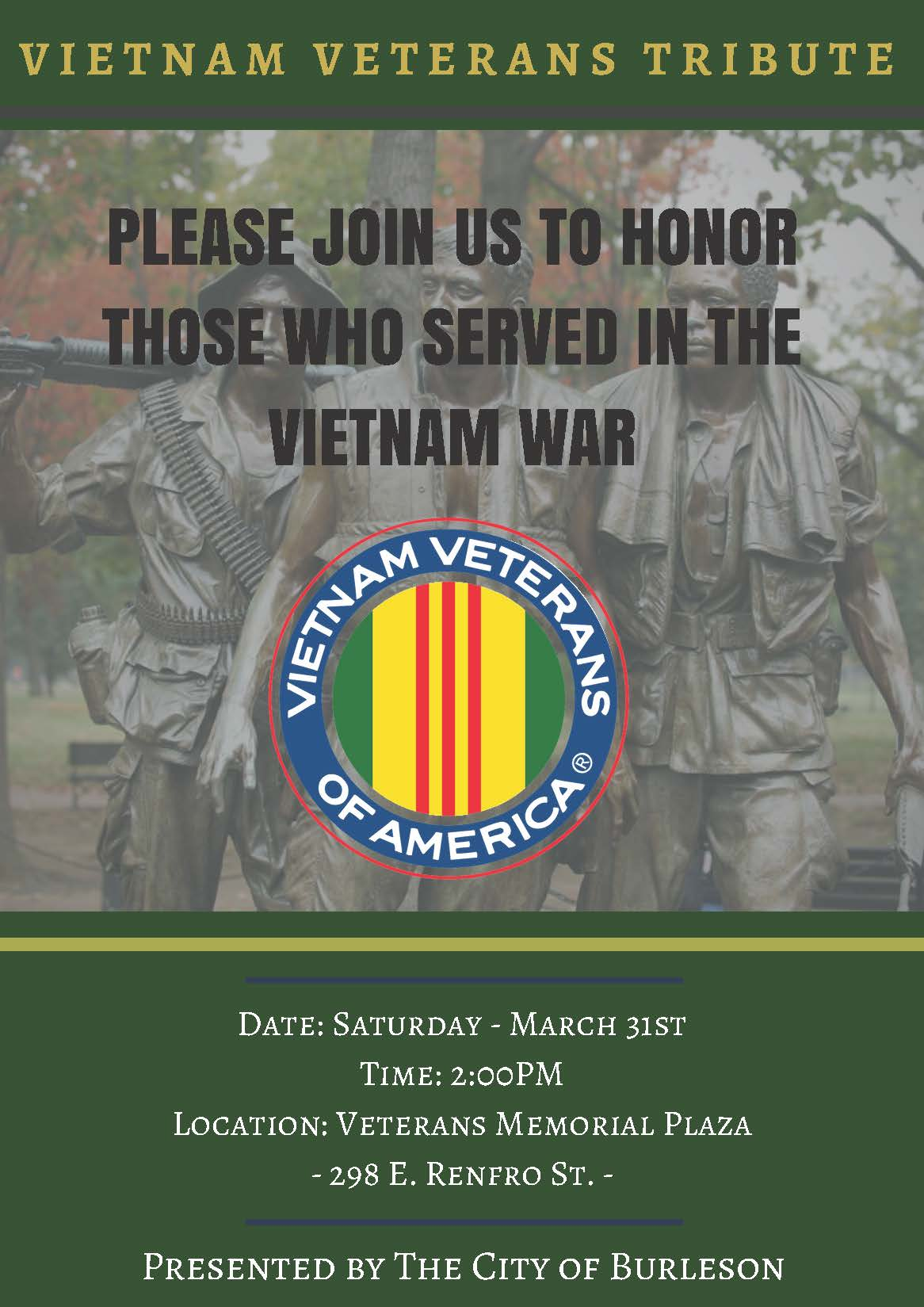 Vietnam Veterans_ March_31_2018