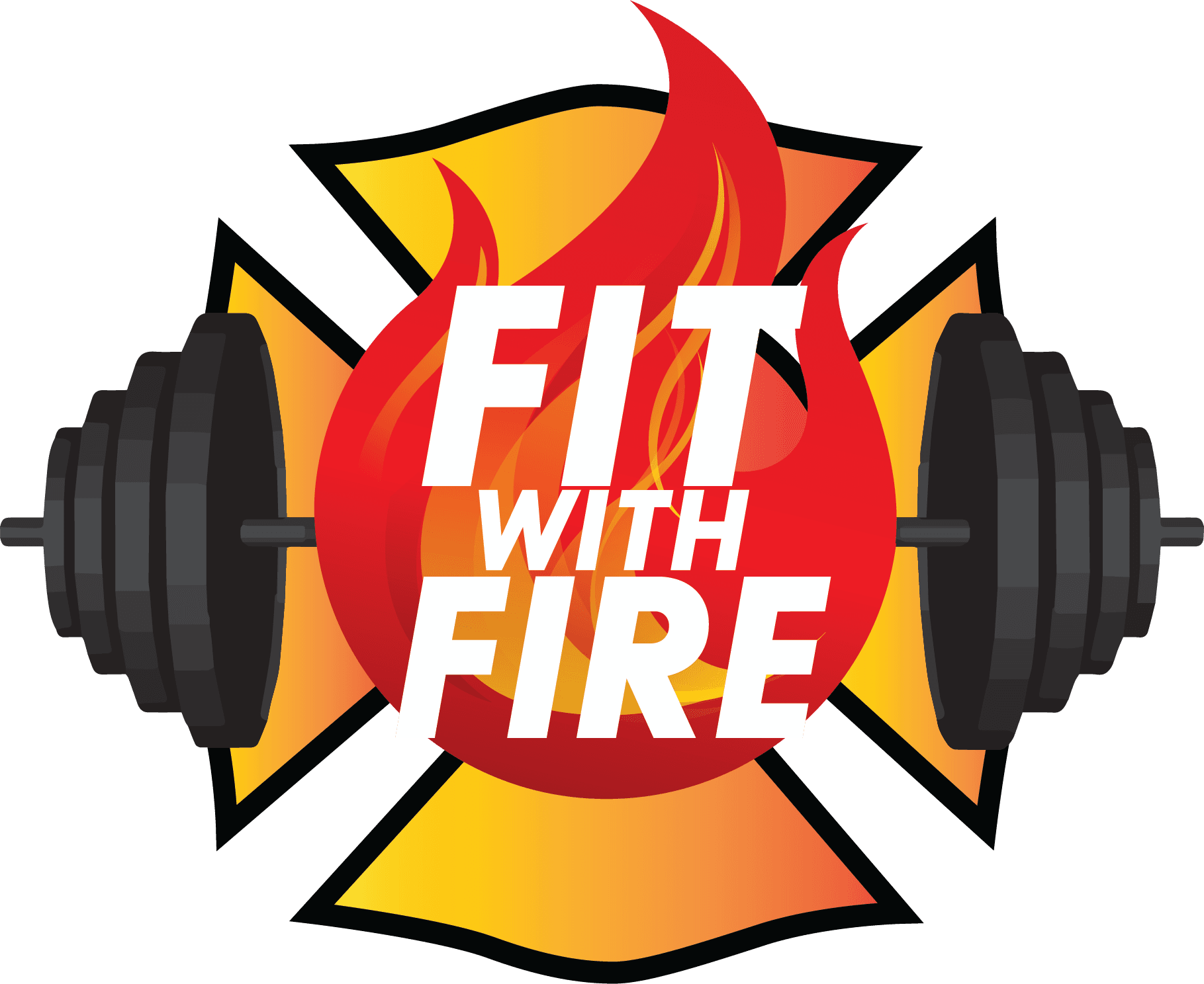 Fit with Fire Logo