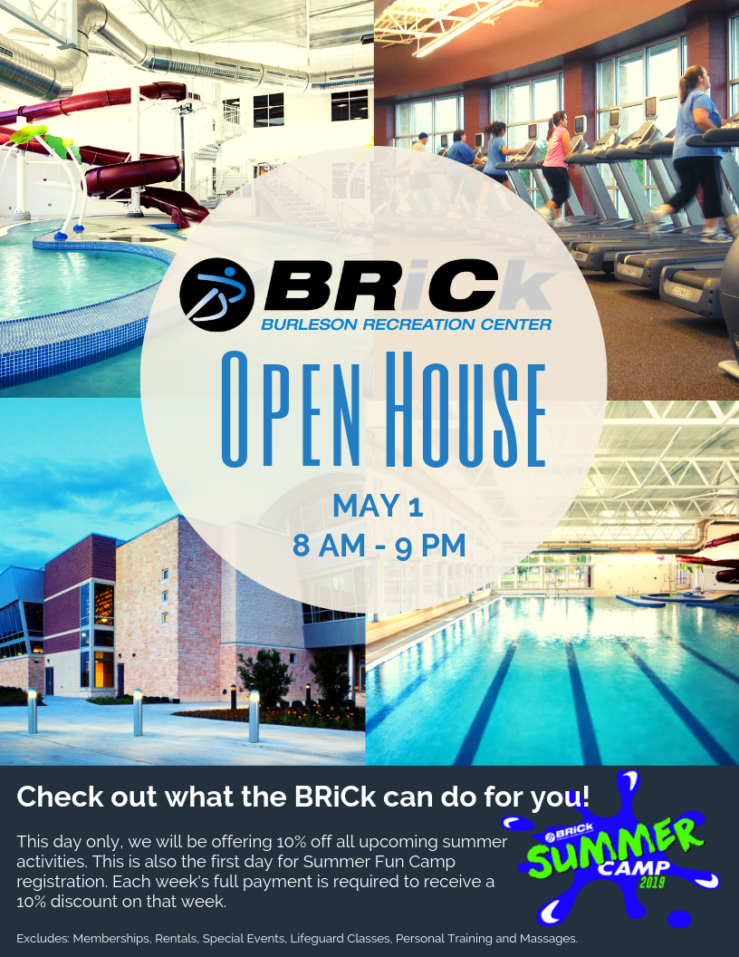 brick open house