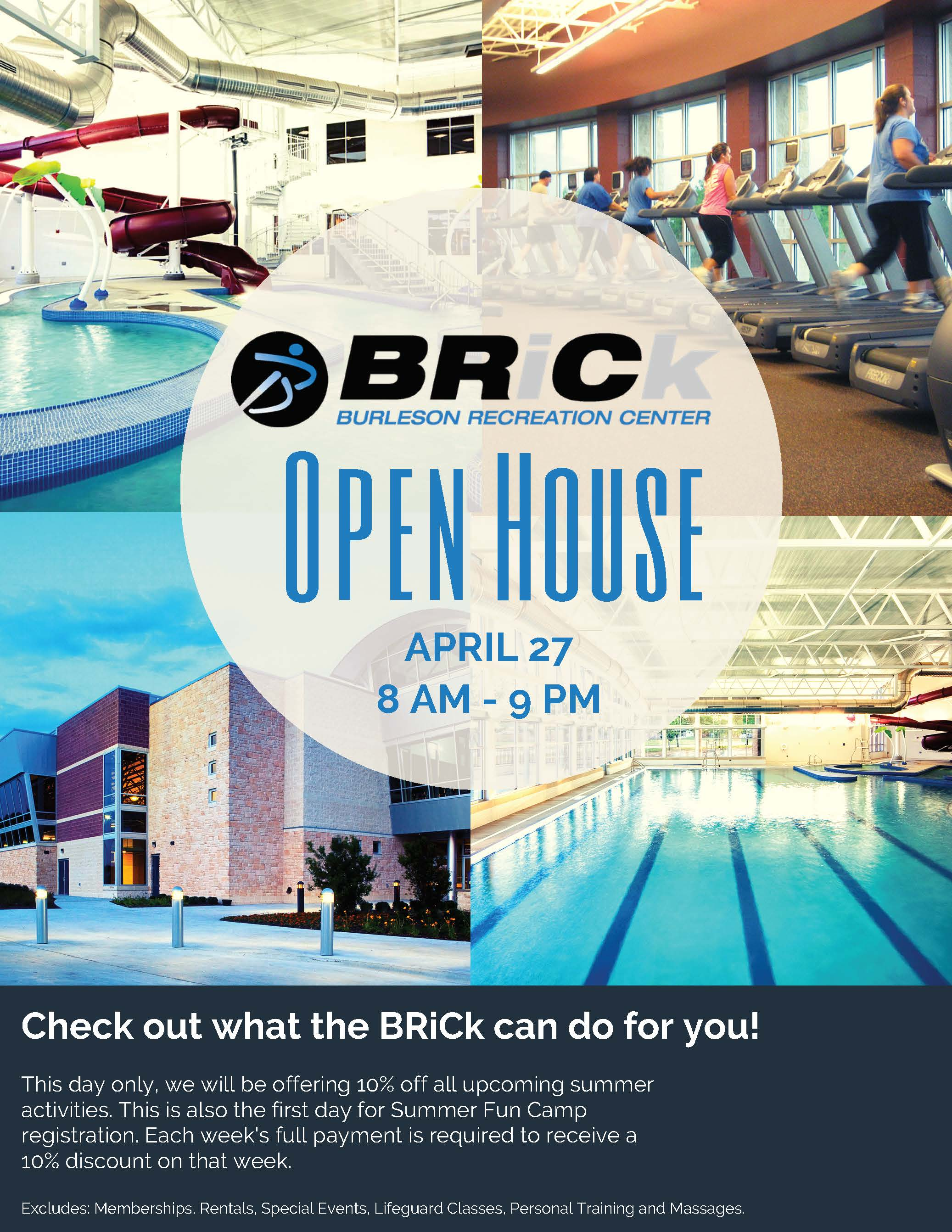 brick open house 2020