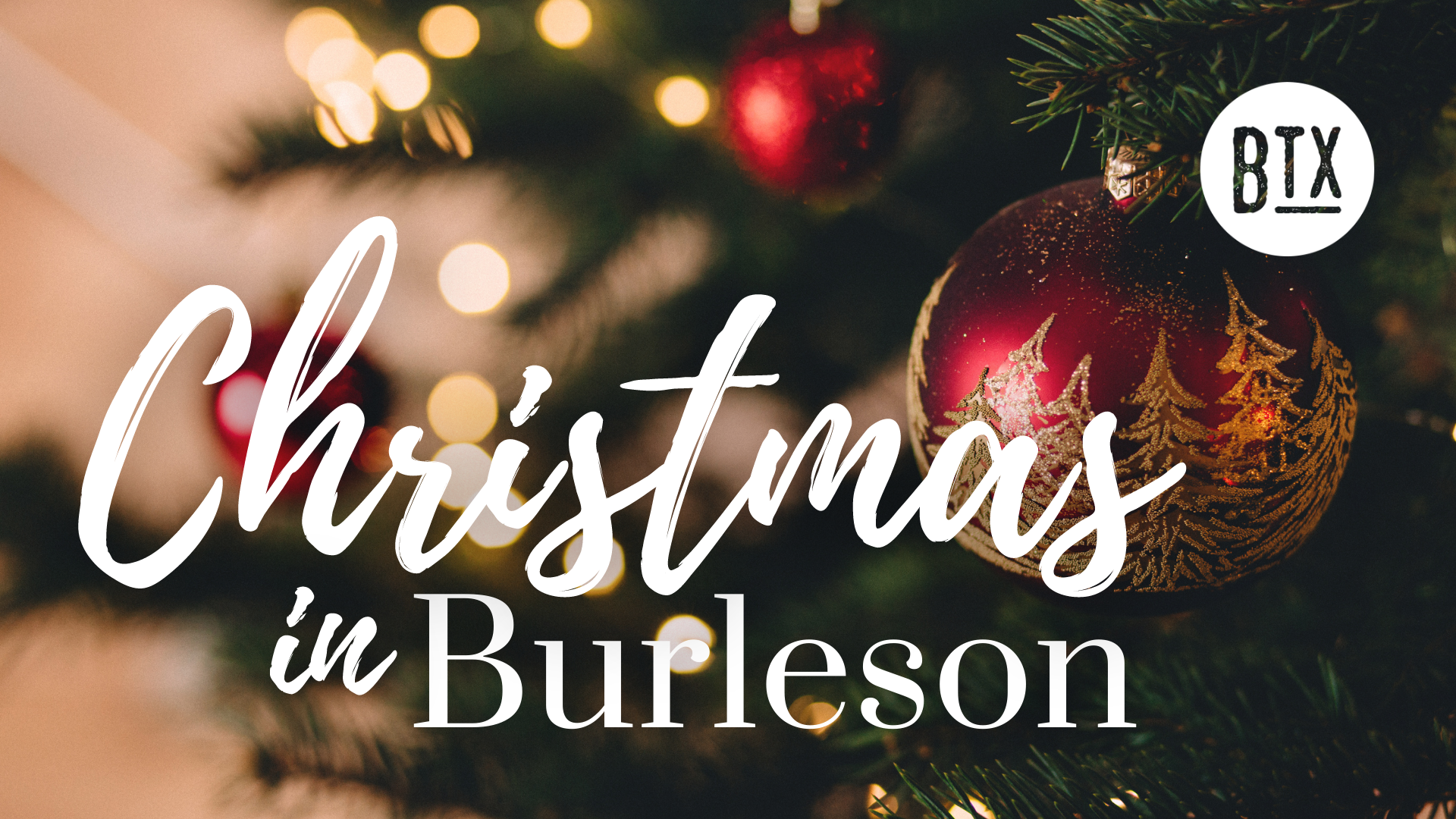 Christmas in Burleson