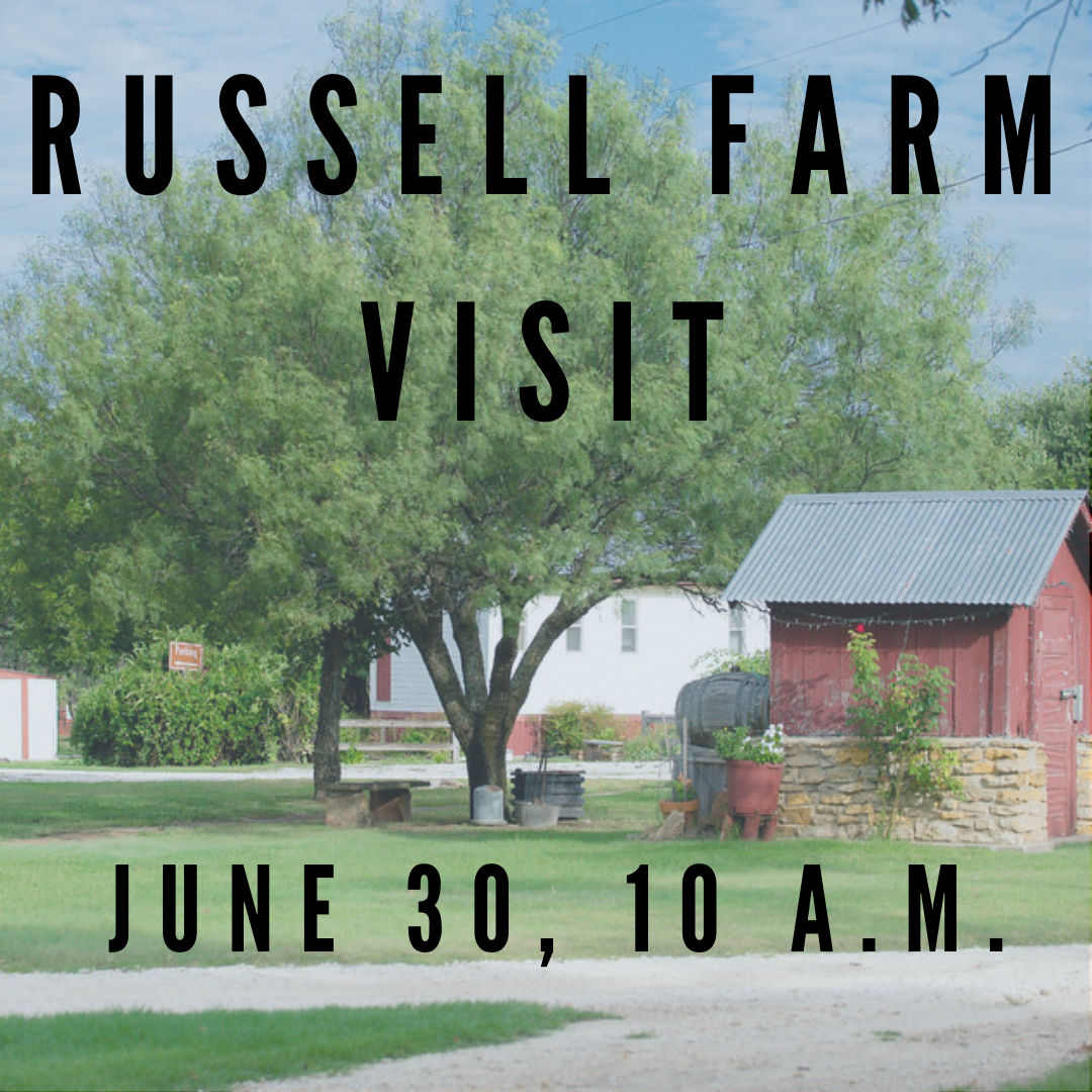 Russell Farm Visit