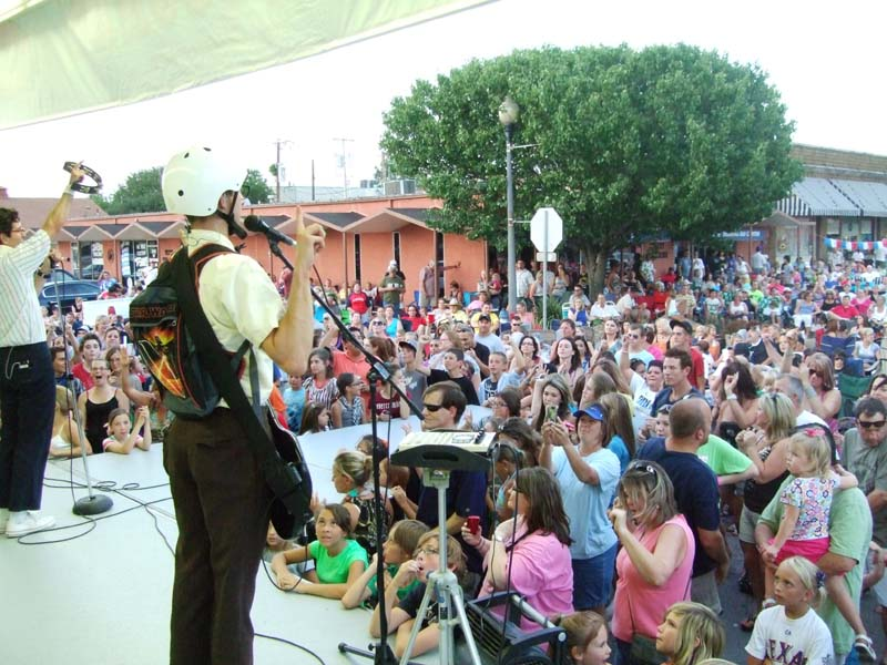 Spazmatics, Hot Sounds, 06172011