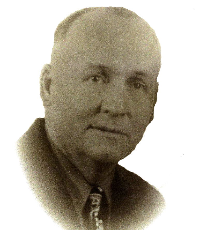 photo of Mayor John A. Gregory