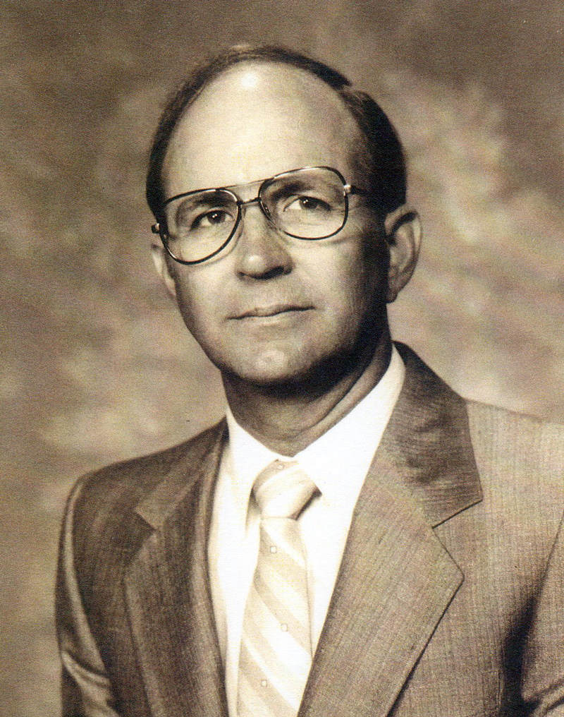 photo of Mayor Jerry Boone