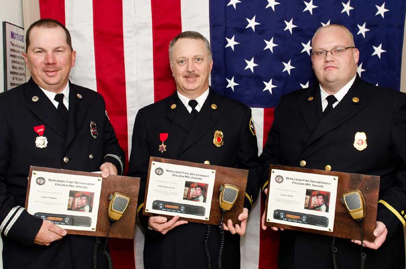 photo of Fire Department personnel