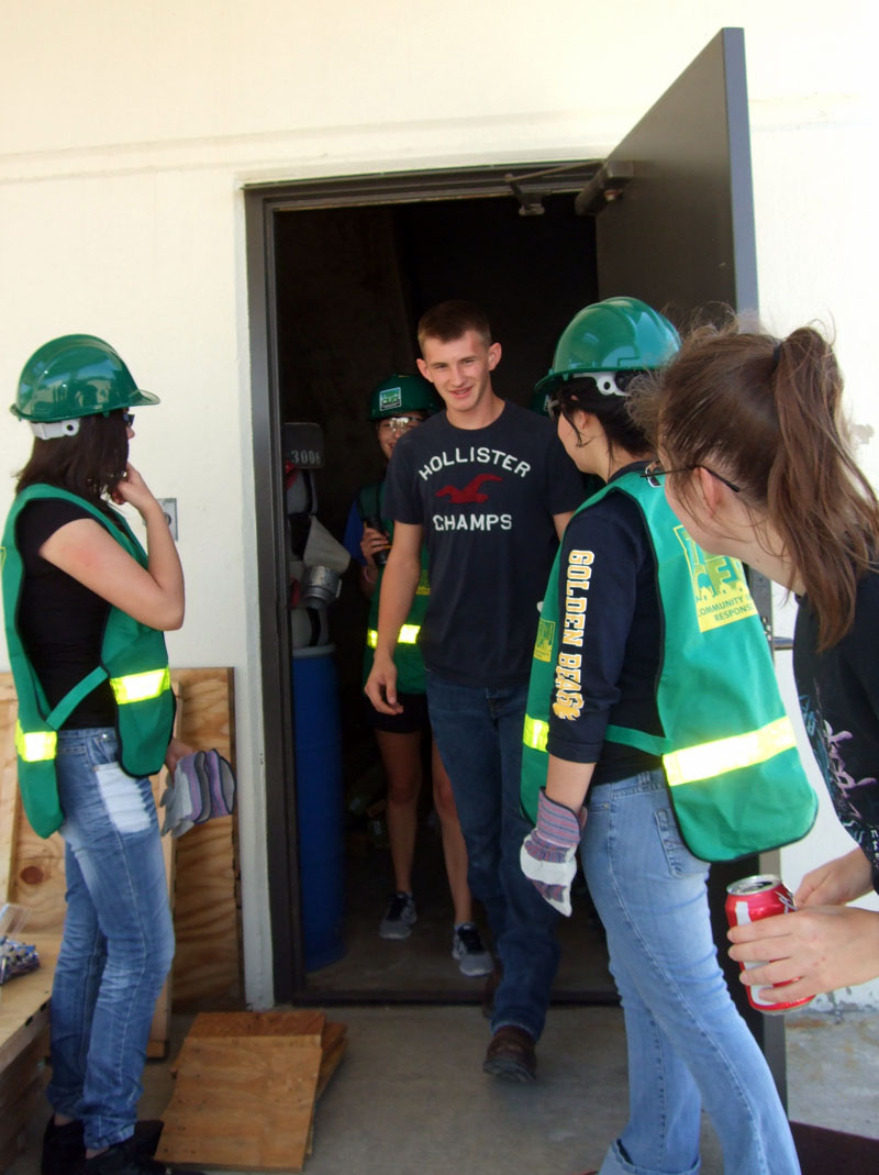 Teen Cert Training 201209