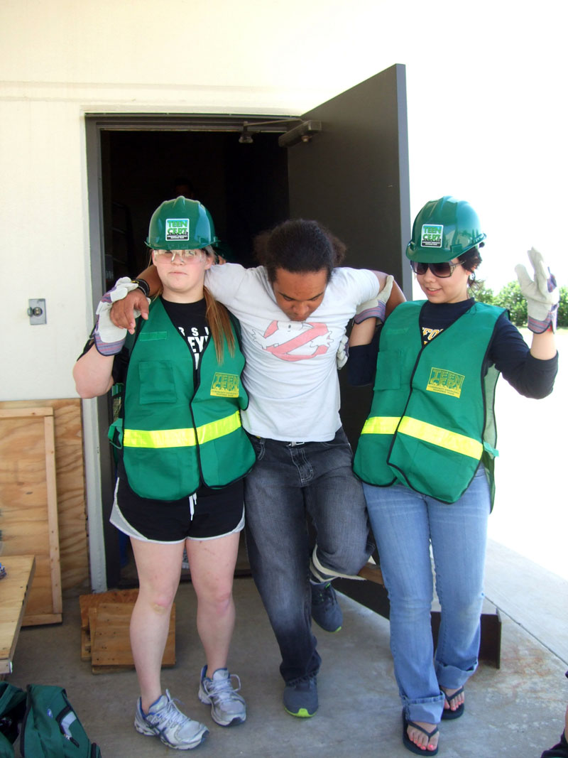 Teen Cert Training 201211
